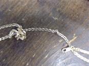 """9.5"""" Gold Fashion Bracelet 14K Yellow Gold 2.4g"""